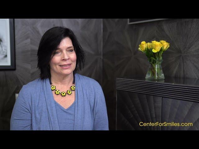 Center for Smiles Testimonials - Dental Needs Addressed