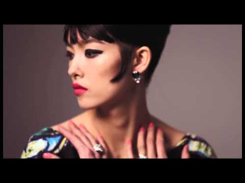 Vogue Italia January 2013 Fei Fei Sun by Steven Meisel