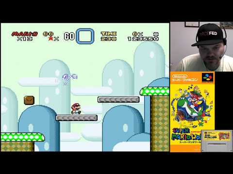 Super Mario World (Part 9 - Special World) - SNES Classic | VGHI Play 'n' Chat Live Stream