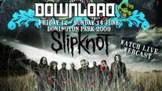 Slipknot 05 Before i Forget Live @ Download Festival 2009