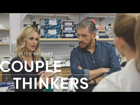 Couple Thinkers- EP 3  - Dr. Daisy Robinton:  Can we stop aging?