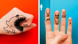 WHAT TO DO ON A BORING DAY || Fun games and tricks you will want to try