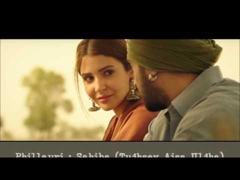 philluri---sahiba-lyrical-video-song-|-anushka-sharma,-diljit-dosanjh-|