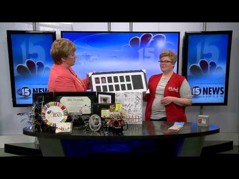 Michael's Craft Store: Graduation Party Ideas Interview AM 6-1-14