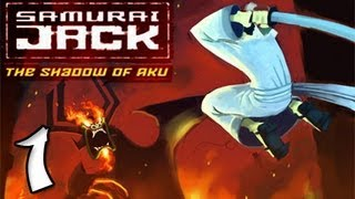 Samurai Jack: The Shadow of Aku - Episode 1 - Samurai Jack Video Game!