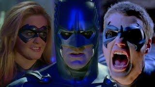 Бэтмен и Робин 1997. Почему он худший фильм про Бэтмена?