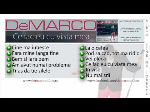 DeMARCO - Ce fac eu cu viata mea 2012