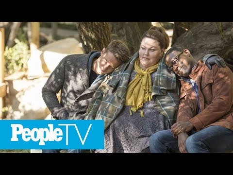 'This Is Us' Midseason Premiere Conversation: Big Three Reunion | Just Sayin' | Entertainment Weekly