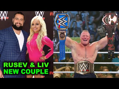 10 Huge WWE Rumors & Spoilers For 2020 - Liv Morgan & Rusev Dating