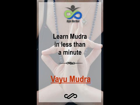 Vayu Mudra | Yoga Mudra For Joint Pain | Meditation For Gastric Problems #Shorts