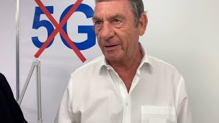 Protecting ourselves from 5G: Dieter Jossner on his latest Medical Electronics devices (2019)