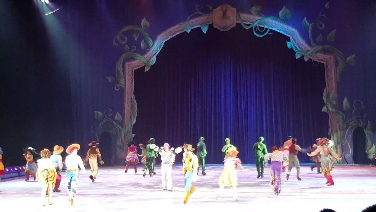 Disney On Ice Jakarta Ice Bsd April 2017 Youtube