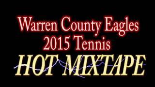 Warren County Tennis Highlight 2015