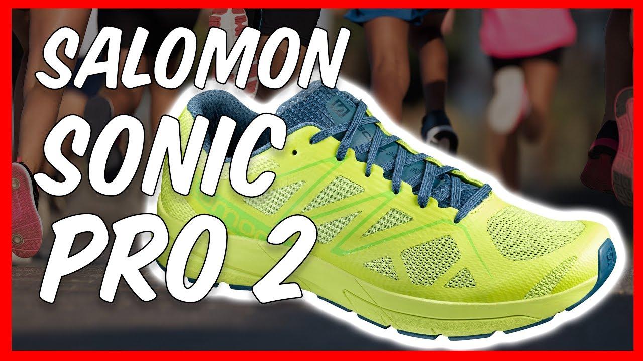 Shoes 2 2017 Salomon Sonic Running Pro sotrdChQxB
