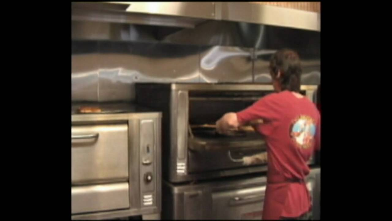 Pizza Video Review Two Brothers Pizza Sandwich Ma