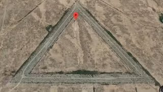 SHOCKING GOOGLE EARTH IMAGES