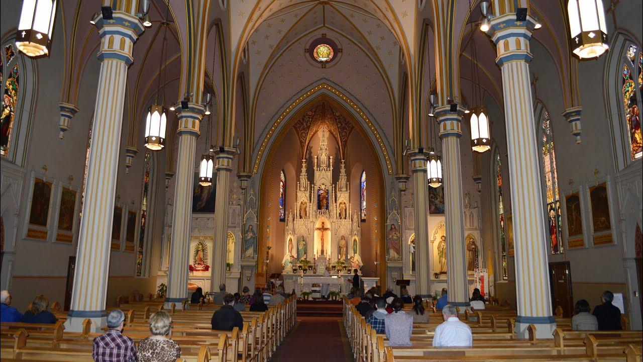 Iglesia Cat 243 Lica San Jos 233 San Antonio Tx Youtube