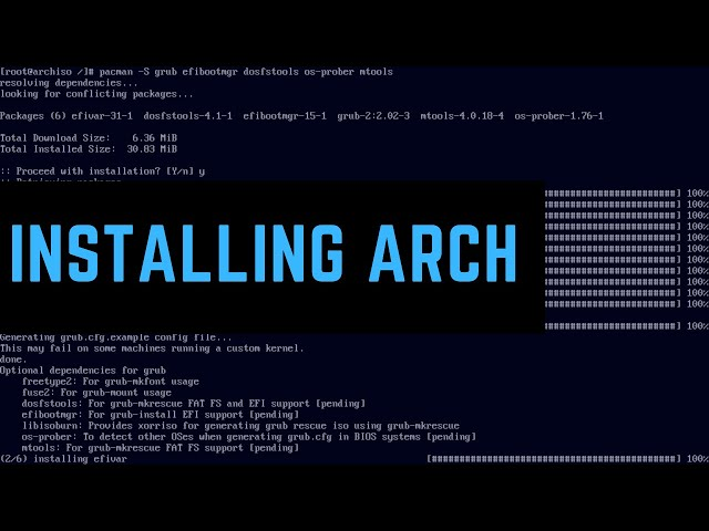 How To Install And Configure Arch Linux For Penetration Testing