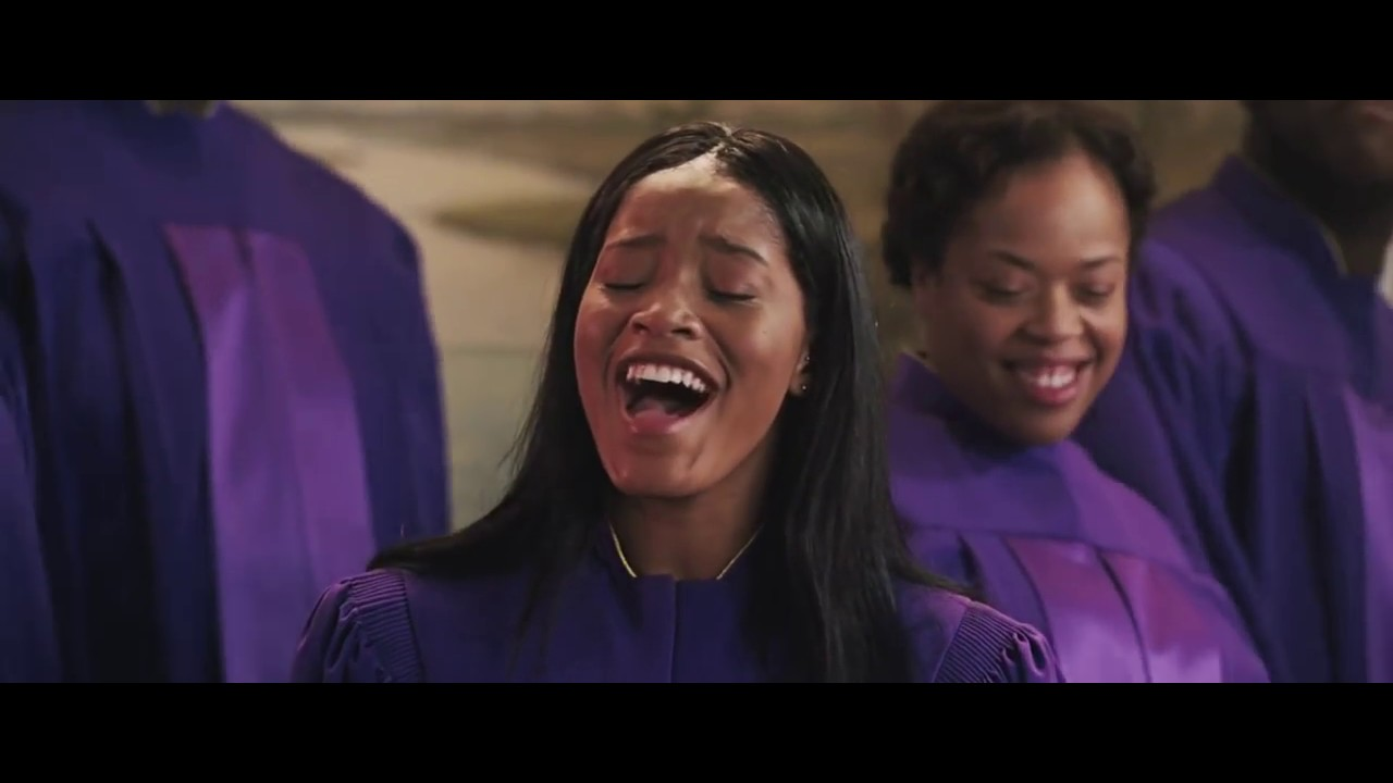 Joyful Noise Man In The Mirror Full Scene 2012 Youtube