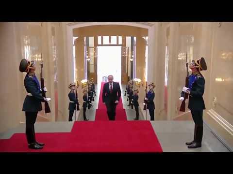 Putin | Putin's Power Walk | International Agenda