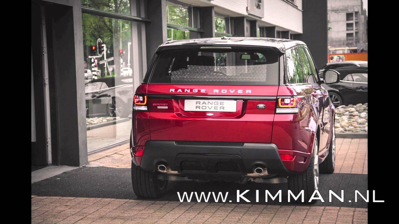 Range Rover Sport TAX-FREE 2014 | KIMMAN Jaguar & Land-Rover Dealer