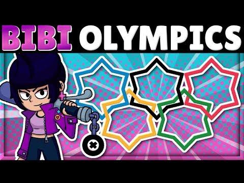 BIBI OLYMPICS! | How Does Bibi do in EVERY Test?! | New Brawler Bibi