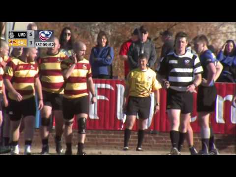 2015 USA Rugby Men's DII National Semifinal: Minnesota-Duluth vs. Salisbury