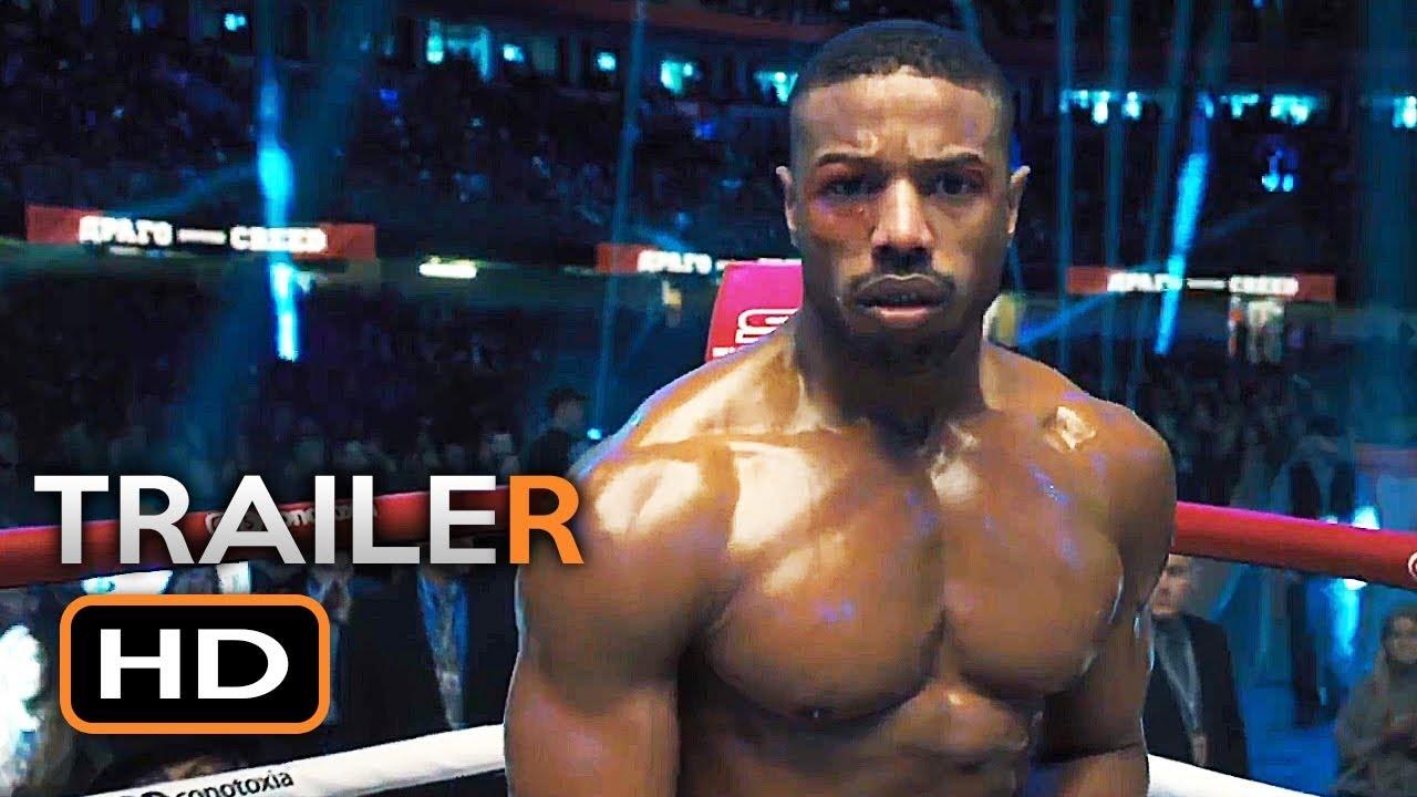 vente chaude en ligne 17af2 2231e CREED 2 Official Trailer 2 (2018) Michael B. Jordan, Sylvester Stallone  Boxing Movie HD