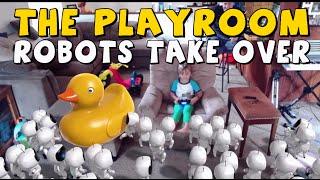 THE PLAYROOM PS4 CAMERA KIDS GAME