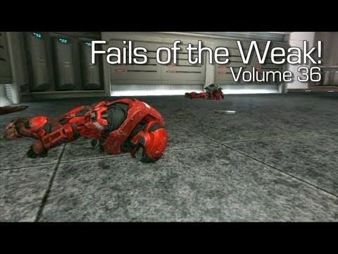 Funny Halo 4 Bloopers and Screw Ups! – Fails of the Weak #36
