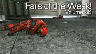 Fails of the Weak - Volume 36 - Halo 4 - (Funny Halo Bloopers and Screw Ups!)