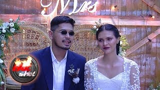 Video Petra Sihombing dan Firrina Sinatrya Resmi Menikah - Hot Shot 24 Maret 2018 download MP3, 3GP, MP4, WEBM, AVI, FLV September 2018