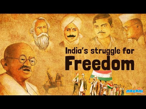 History of India's Struggle for Independence |  Mocomi Kids