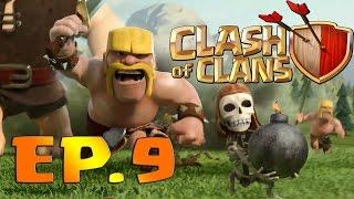 Clash of clans ita Ep 9 - Novità e Re barbaro al 2