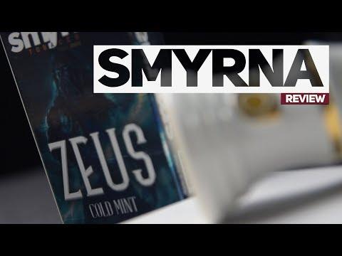 SMYRNA ZEUS - COLD MINT | Review [+18]