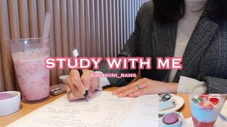 [STUDY WITH …