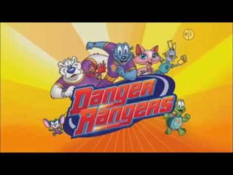 PBS Kids Channel Danger Rangers - Wet and Wild