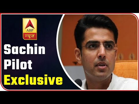 Exclusive: Sachin Pilot
