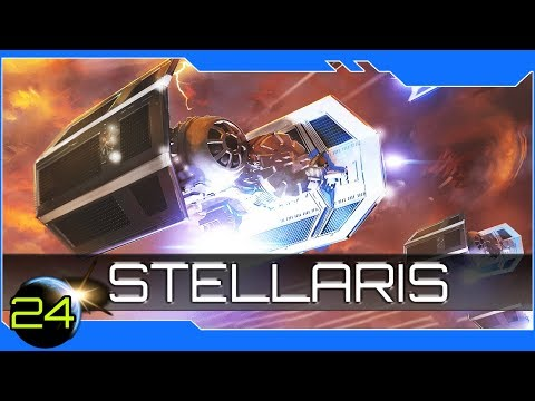 Stellaris - Star Wars Mod - Base Delta Zero #24 - 4x RTS