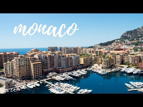 Monaco Travel Vlog: How To Spend A Day In Monaco