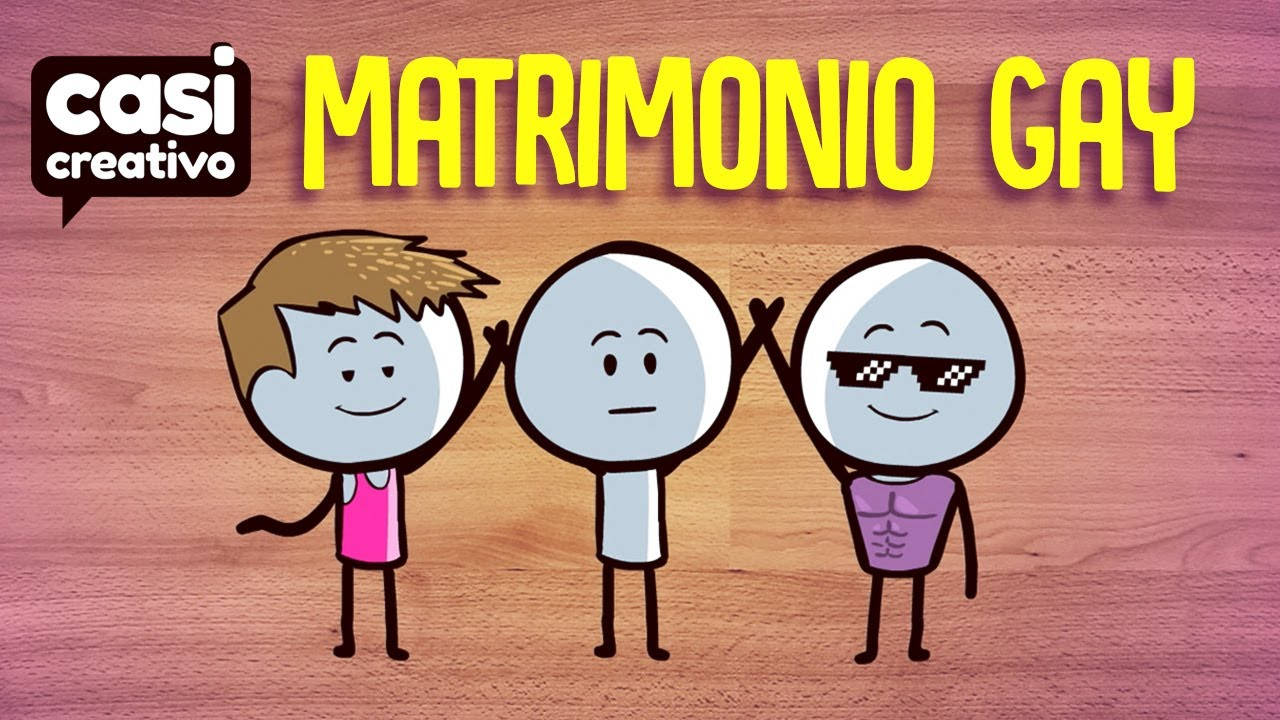 Mi opinion sobre el matrimonio homosexual dross