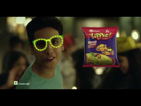 Sunfeast YiPPee! Mood Masala - Crazy Mood Hindi (TVC)