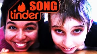 TINDER SONG!!! by MISHA (FOR KIDS)
