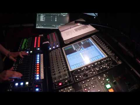 Line-by-Line Mixing a Musical [The Winter's Tale, 2016 - RCSSD]