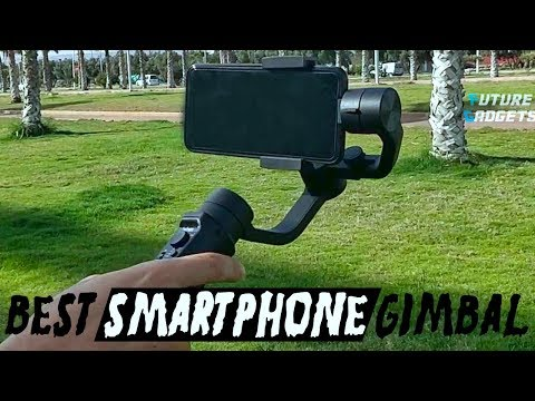 Hohem ISteady Mobile+ Gimbal Stabilizer Review! Best Cheap Gimbal For Smartphone