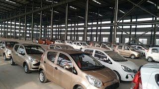 Поездка в Китай на завод электромобилей январь 2017