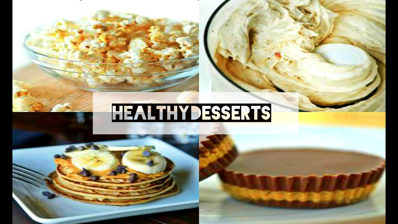 Image result for healthy Desserts
