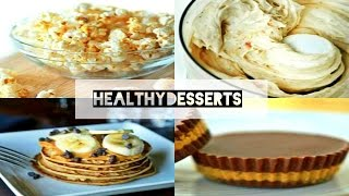 | 5 Healthy Dessert Recipes | Shannon Fox ||