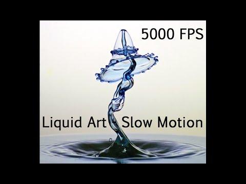 Download Youtube: Liquid Art - Highspeed Video mit über 5000 fps!