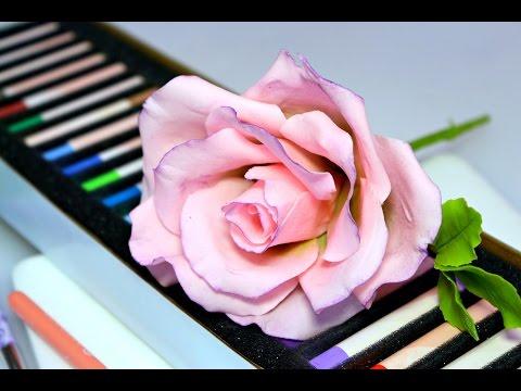 Роза из фоамирана часть 1. Как сделать цветок розы из фоамирана. Foam roseиз YouTube · С высокой четкостью · Длительность: 20 мин14 с  · Просмотры: более 10.000 · отправлено: 19.10.2015 · кем отправлено: HandMade - Рукоделие с Заряной